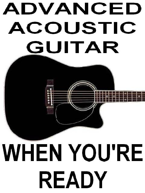 GROOVY MUSIC LESSONS - ACOUSTIC GUITAR LESSONS