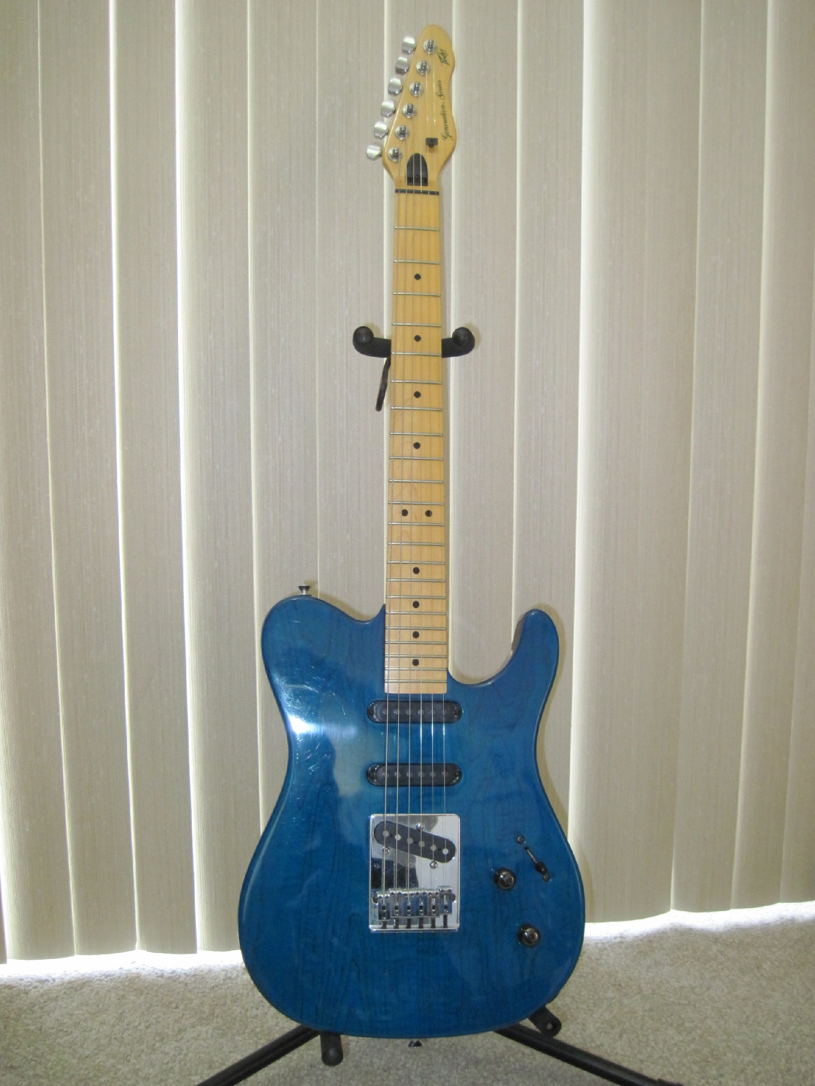 1991 Peavey Generation Series S-3 USA