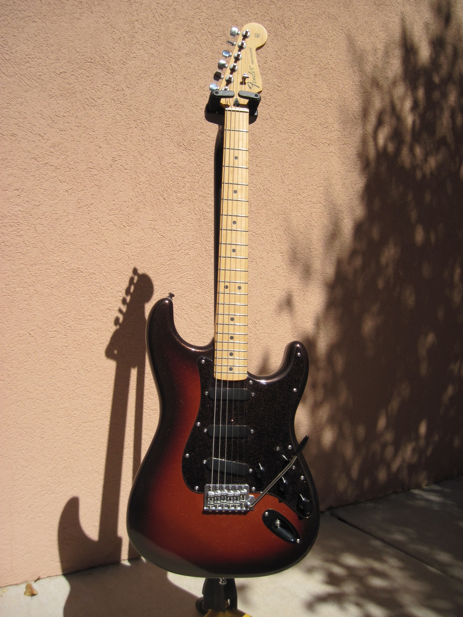 2011 Fender Stratocaster Copperburst MIM