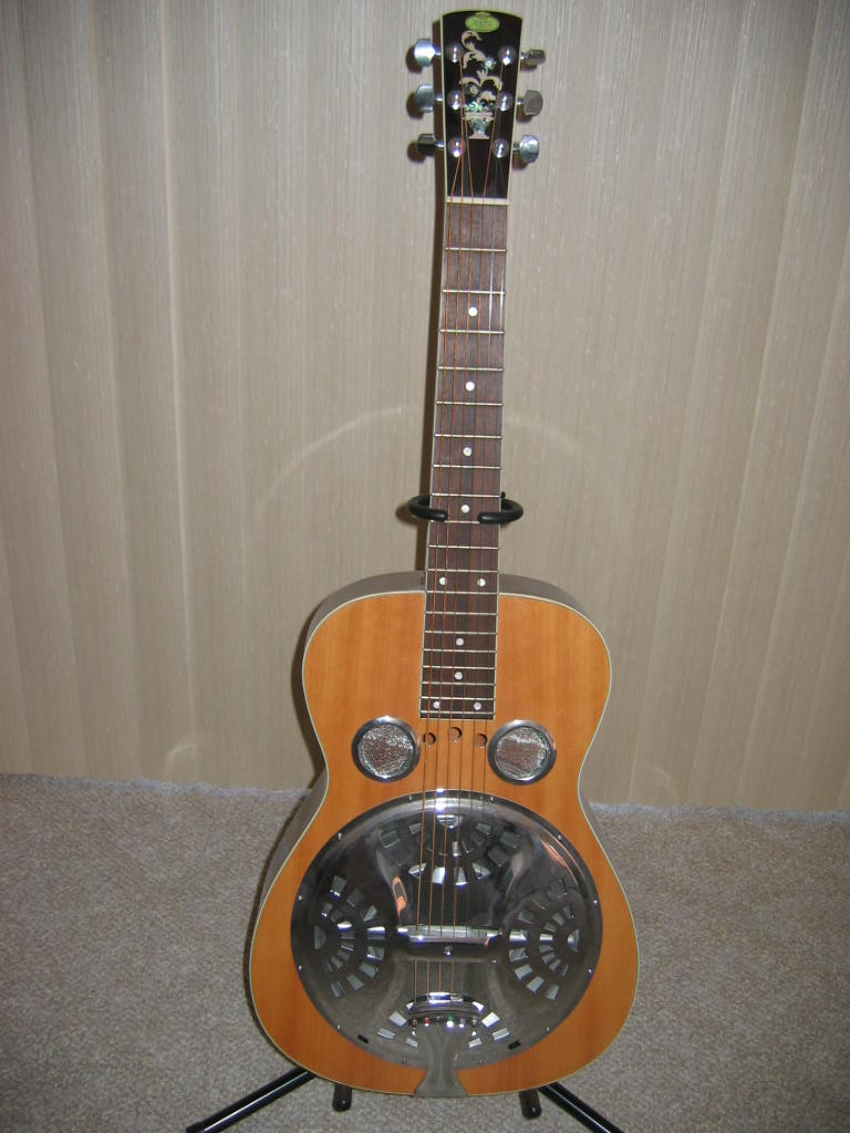 Regal Square Neck Dobro.